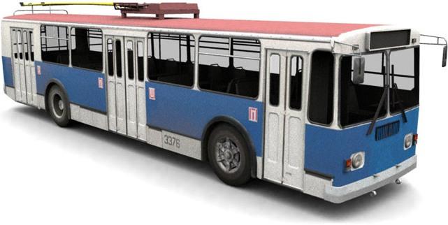 Тролейбусные маршруты